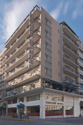 Triton Hotel Piraeus Foto 1