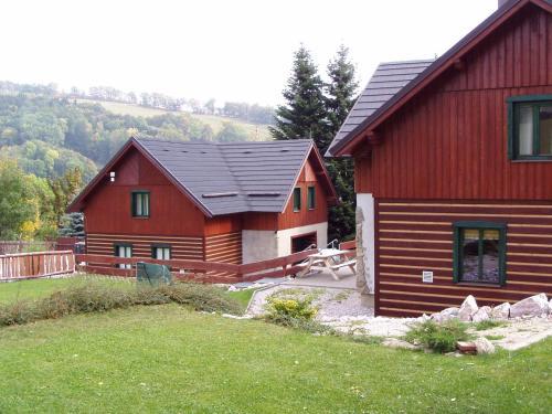 Chaty Vrchlabí - Chalet