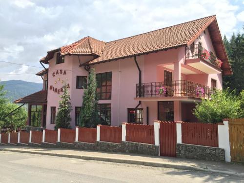 Casa Minerva - Busteni