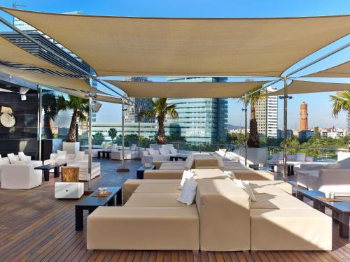 Hilton Diagonal Mar Barcelona photo 11