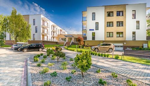 . Apartamenty Bursztynowe Komnaty