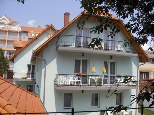 Zsanett Appartement, Pension in Hévíz