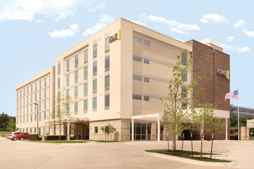 Home2 Suites By Hilton Austin North Near The Domain Tx