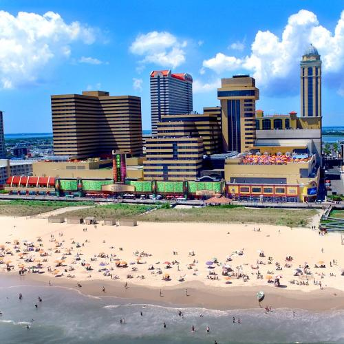 Hotels In Atlantic City >> Tropicana Casino Hotel Atlantic City In Nj