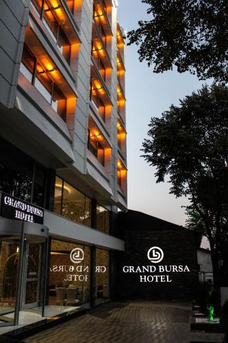 Bursa Grand Bursa Hotel contact