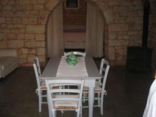Masseria Colombo стая снимки