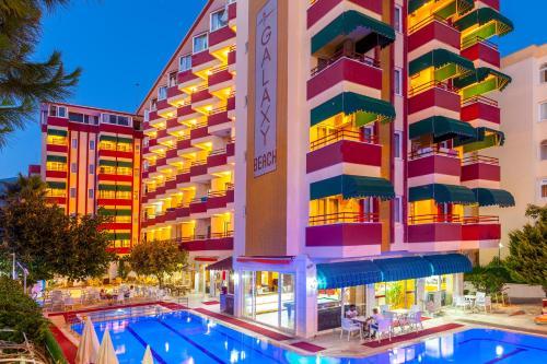 Galaxy Beach Hotel   All Inclusive