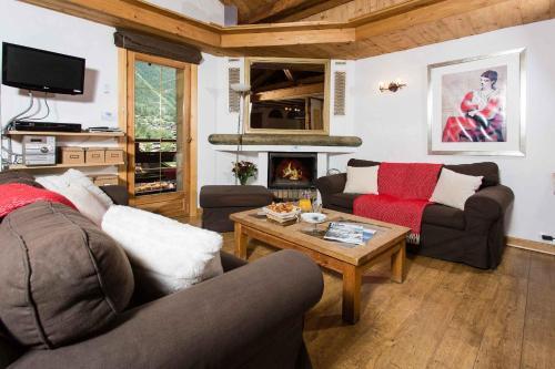 Les Pelerins Apartment Chamonix