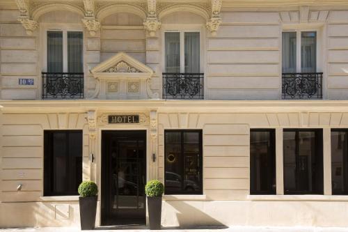 Hotel Le 10 BIS - Hôtel - Paris