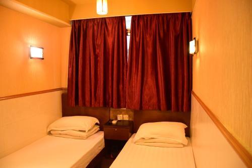 Hk Wonderful Inn Golden Crown Court Hong Kong Guest House