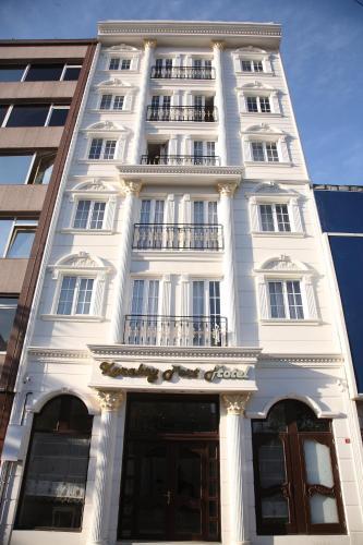 Istanbul Karakoy Port Hotel online reservation