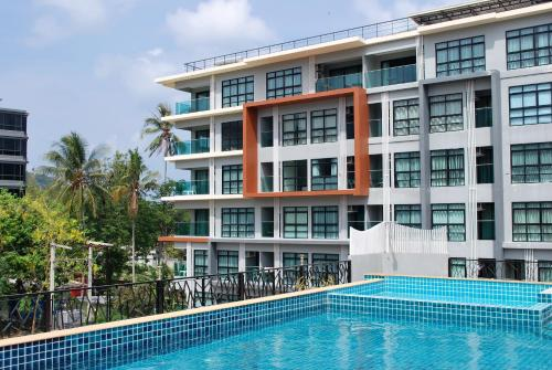 The Nice Condotel by RUS THAI Property The Nice Condotel by RUS THAI Property