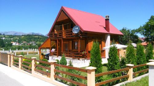 . Lodge Breza Lux