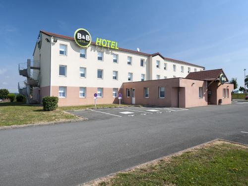 . B&B Hôtel Paray-le-Monial