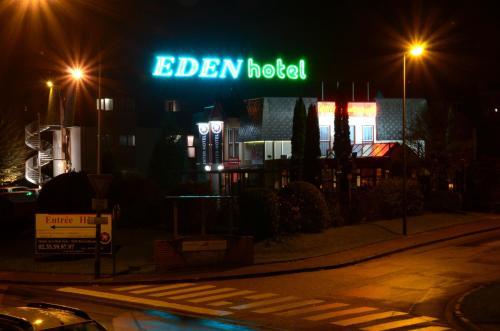 Inter-Hotel Rouen Nord Éden Hôtel