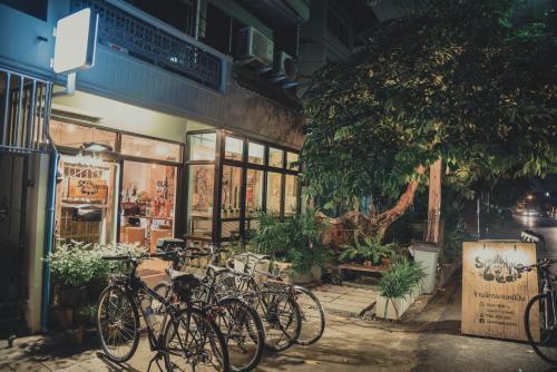 Spinning Bear Hostel (Mee Pun Hostel)