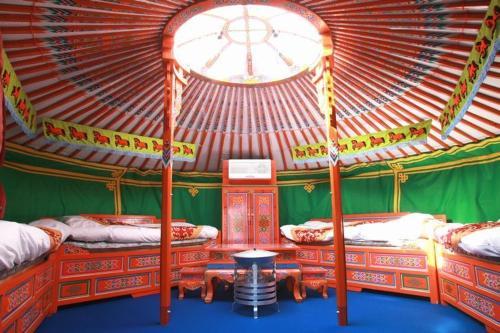 蒙古村騰格爾酒店 Mongolia Village Tenger