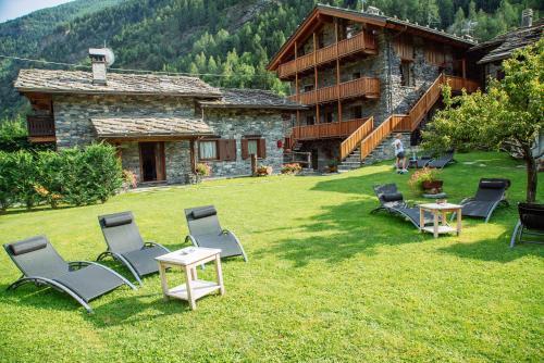 Le Petit Coeur Residence De Montagne - Apartment - La Salle