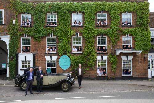 The Talbot Ripley, High Street, Ripley, Woking, Surrey, GU23 6BB, England