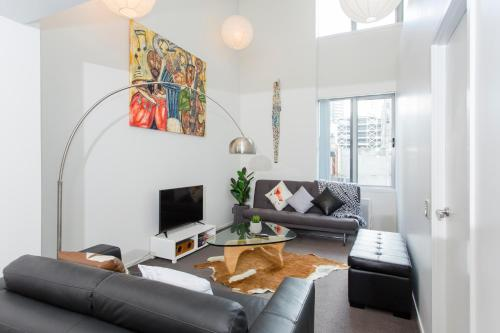 TOWNY - Britomart Stylish 2 Bedroom