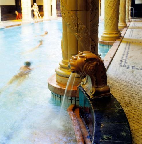 Danubius Hotel Gellért photo 3