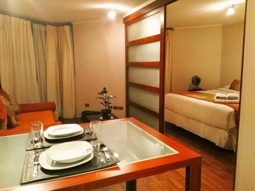 Hotel Infinity Apartments (Bellas Artes)