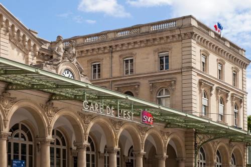 Timhotel Paris Gare de l'Est photo 5