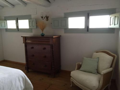 Casa de 2 dormitorios El Vergel de Chilla tiene 3 alojamientos Abejas 1 Abejas 2 y Libélula 3