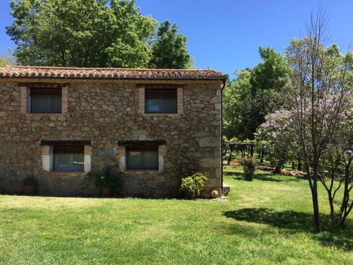 Two-Bedroom House El Vergel de Chilla 75