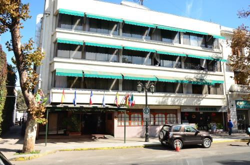 Hotel Conde Ansurez Foto principal