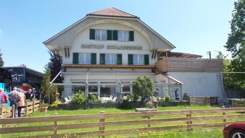 . Gasthof Schlossberg Bori