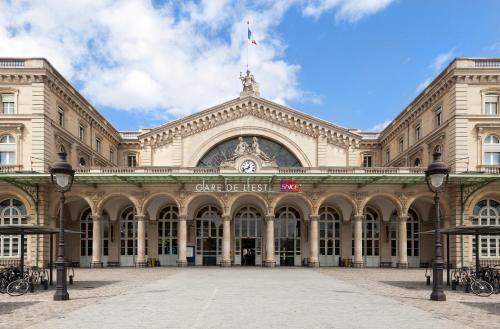 Timhotel Paris Gare de l'Est photo 10