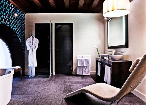 Grand Deluxe Doppel-/Zweibettzimmer Hotel Palacio De Villapanés 12