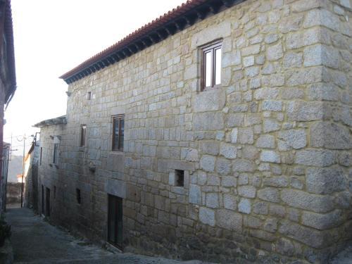 Casa Do Castelo De Celorico