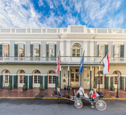 New Orleans Hotels >> 10 Best Hotels With In Room Balconies In New Orleans