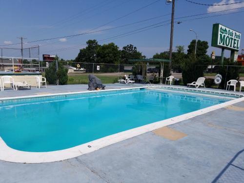 Oak Park Motel - Tahlequah, OK 74464