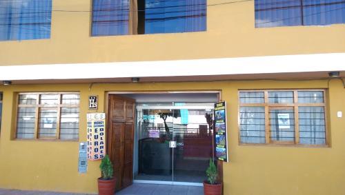 HotelPachacuteq Hostel