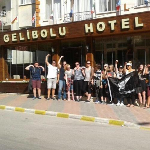 Gelibolu Gelibolu Hotel indirim kuponu