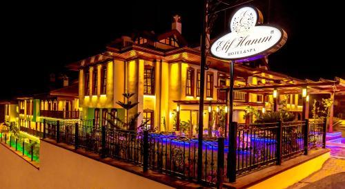 Akyaka Elif Hanim Hotel & Spa ulaşım
