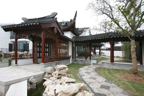 Garden Hotel Suzhou photo 12