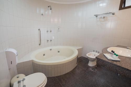 Luxury Suite with Spa Bath with Double Bed