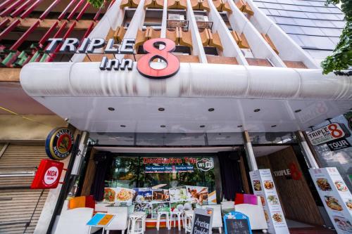 Triple 8 Inn Bangkok impression