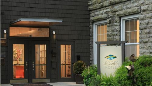 Ledges Hotel 119 Falls Ave Hawley, PA Electric Charging