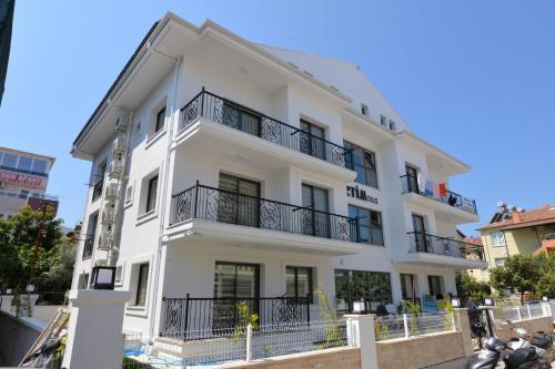 Fethiye Arti̇m Exclusive Apart Hotel rooms