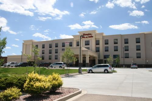 Hampton Inn and Suites Pueblo-North