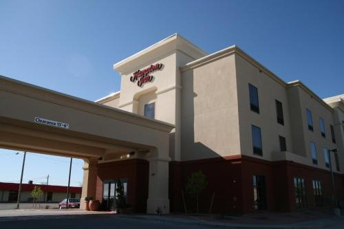 Hampton Inn La Junta - La Junta, CO 81050