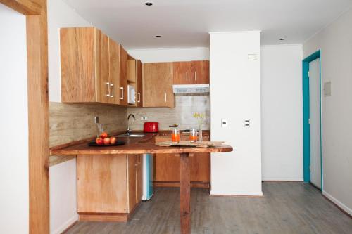 Apart Hotel Bianco - Accommodation - El Colorado