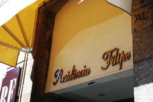 Residencia Filipe, Guarda