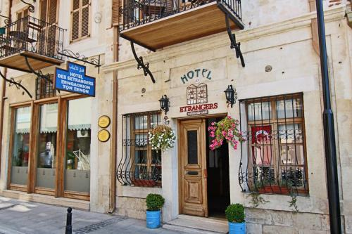 Canakkale Hotel Des Etrangers - Special Category harita