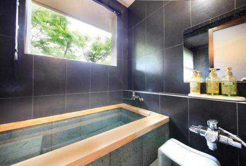 Twin Room with Tatami Area + Private Bathroom*